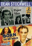 Dean Stockwell Double Feature DVD: Paper Man (1971) & Born to Be Sold (1981) System.Collections.Generic.List`1[System.String] artwork