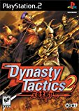 Dynasty Tactics 2 PlayStation2 artwork