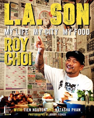 L. A. Son My Life, My City, My Food  2013 edition cover