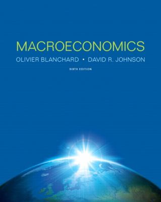 Macroeconomics  6th 2013 (Revised) 9780133061635 Front Cover