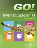GO! with Internet Explorer 11 Getting Started   2015 edition cover