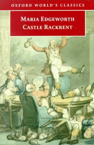 Castle Rackrent  2nd 1999 (Revised) edition cover