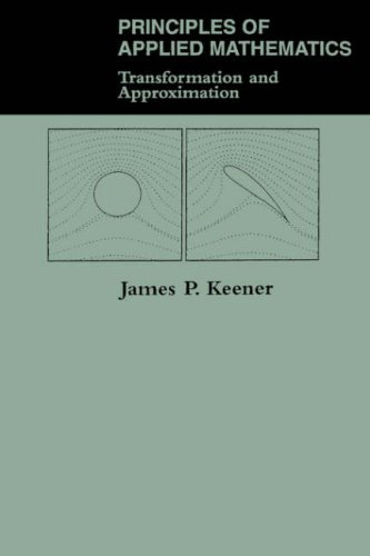 Principles of Applied Mathematics Transformation and Approximation  1995 9780201483635 Front Cover