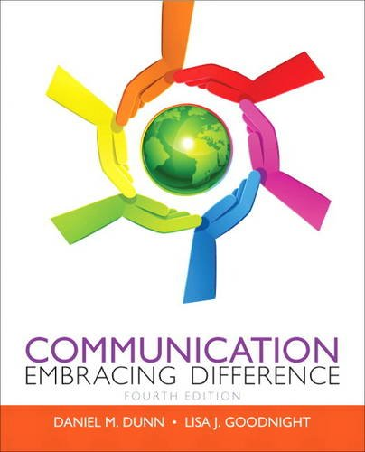Communication  4th 2013 (Revised) edition cover