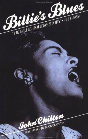 Billie's Blues The Billie Holiday Story, 1933-1959  1975 edition cover