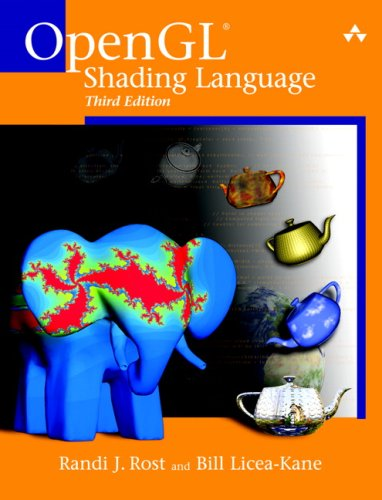 OpenGL Shading Language  3rd 2010 edition cover