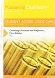 Chemistry Structure and Properties  2015 edition cover
