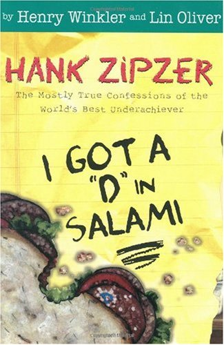 I Got a D in Salami   2003 edition cover