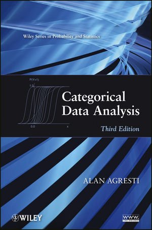 Categorical Data Analysis  3rd 2012 edition cover