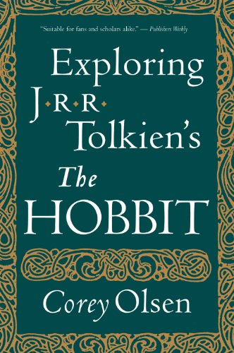 Exploring J. R. R. Tolkien's the Hobbit   2012 edition cover