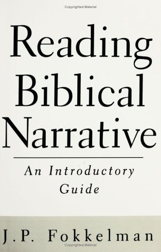 Reading Biblical Narrative An Introductory Guide  2000 edition cover
