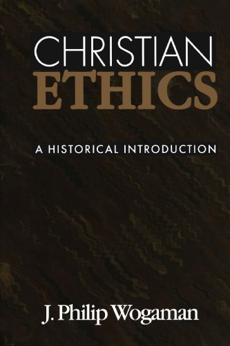 Christian Ethics A Historical Introduction N/A edition cover