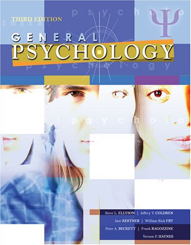 General Psychology  3rd 2008 (Revised) edition cover