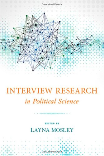 Interview Research in Political Science   2013 edition cover