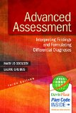 Advanced Assessment Interpreting Findings and Formulating Differential Diagnoses 3rd 2015 (Revised) 9780803643635 Front Cover