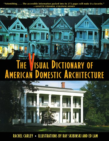 Visual Dictionary of American Domestic Architecture   1998 (Revised) edition cover