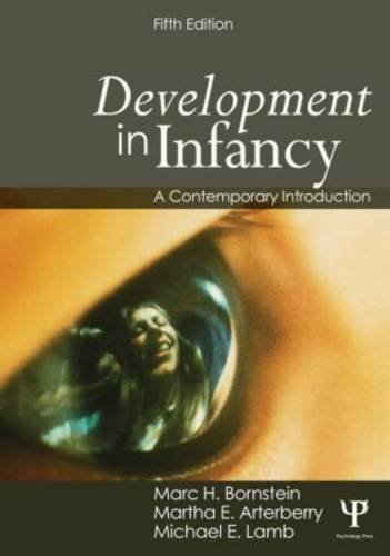 Development in Infancy A Contemporary Introduction 5th 2014 (Revised) edition cover