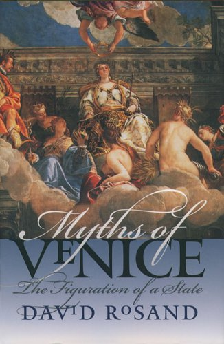 Myths of Venice The Figuration of a State  2005 edition cover