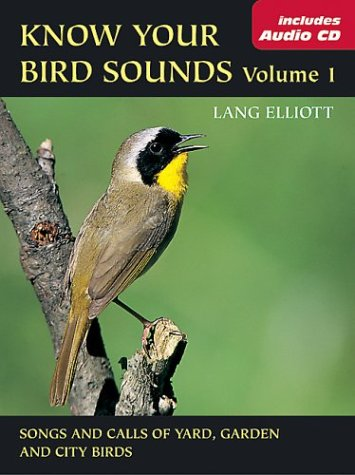 Know Your Bird Sounds   2004 edition cover