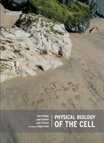 Physical Biology of the Cell   2008 edition cover