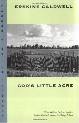 God's Little Acre   1995 edition cover