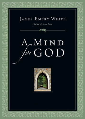 Mind for God  N/A edition cover