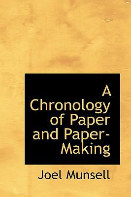 Chronology of Paper and Paper-Making  2009 edition cover