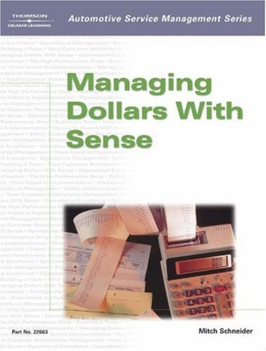 Managing Dollars with Sense   2003 9781401826635 Front Cover