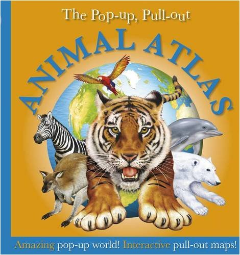 Animal Atlas   2009 9781405336635 Front Cover