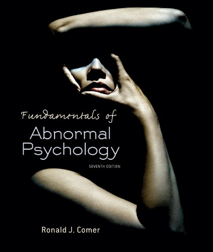 Fundamentals of Abnormal Psychology: 7th 2013 9781429295635 Front Cover