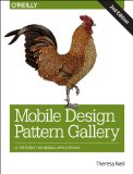 Mobile Design Pattern Gallery UI Patterns for Smartphone Apps 2nd 2014 edition cover