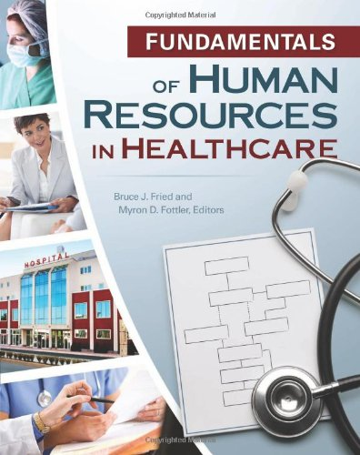 Fundamentals of Human Resources in Healthcare   2012 edition cover