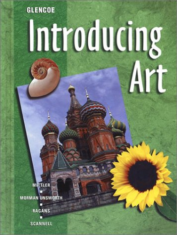 Introducing Art   1999 (Student Manual, Study Guide, etc.) edition cover