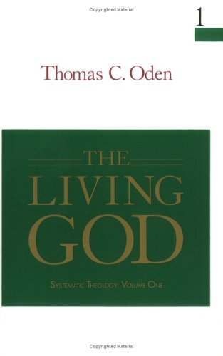Living God Systematic Theology Reprint  9780060663636 Front Cover