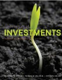 Fundamentals of Investments: Valuation and Management (Book Only) 7th edition cover