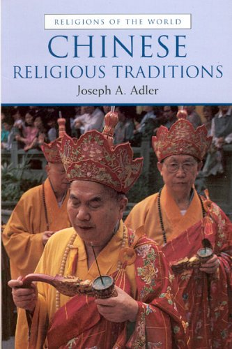 Chinese Religious Traditions   2002 edition cover