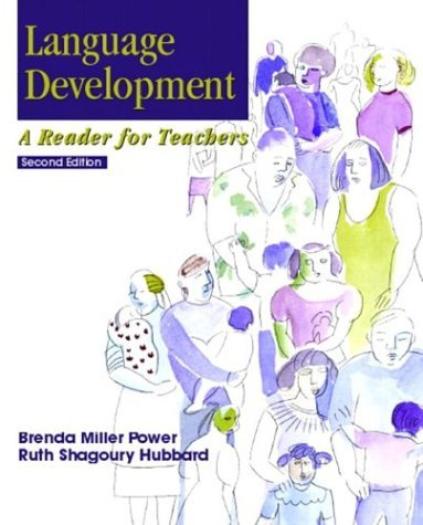Language Development A Reader for Teachers 2nd 2002 edition cover