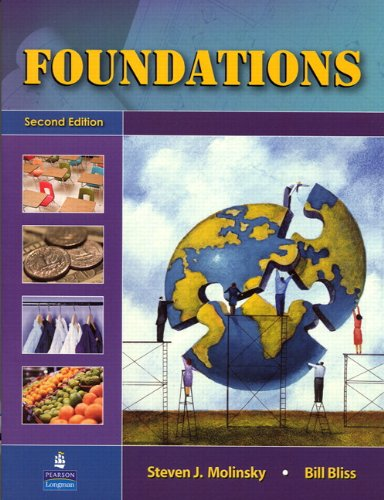 Foundations Student Book and Activity Workbook with Audio CD, Value Pack  2nd 2006 edition cover