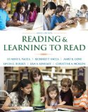Reading and Learning to Read 9th 2015 edition cover