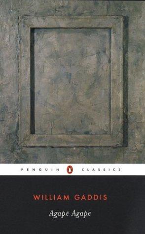 Agape Agape   2003 edition cover
