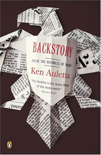 Backstory Inside the Business of News  2005 edition cover