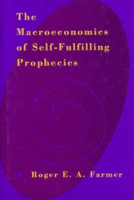 Macroeconomics of Self-Fulfilling Prophecies   1993 9780262061636 Front Cover
