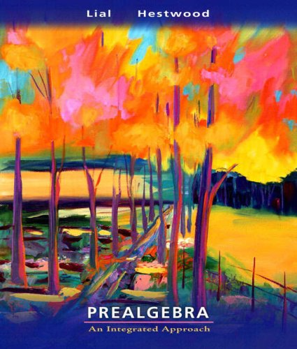 Prealgebra   2008 edition cover