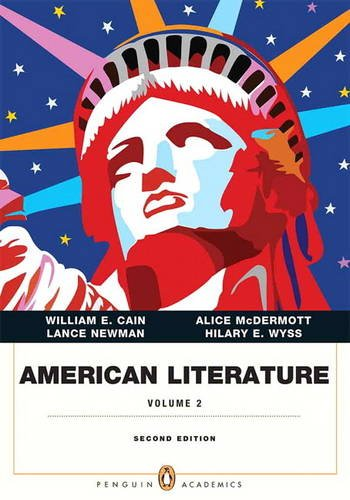 American Literature  2nd 2014 edition cover