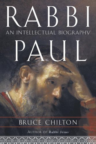 Rabbi Paul An Intellectual Biography N/A edition cover