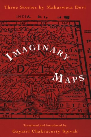 Imaginary Maps Three Stories  1995 edition cover