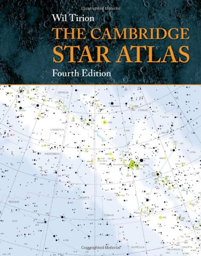Cambridge Star Atlas  4th 2010 (Revised) edition cover