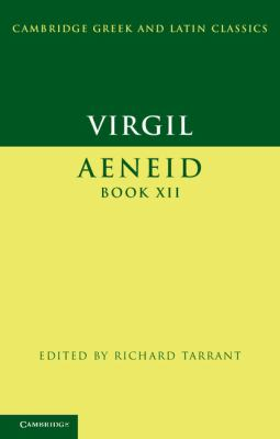 Virgil Aeneid XII  2012 edition cover