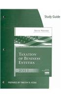 South-Western Federal Taxation 2011  14th 2011 (Guide (Pupil's)) 9780538470636 Front Cover