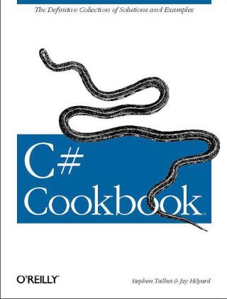 C# Cookbook  2nd 2006 (Revised) edition cover
